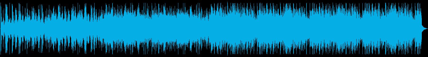 開放的/宇宙/エレクトロ_No602_2の再生済みの波形