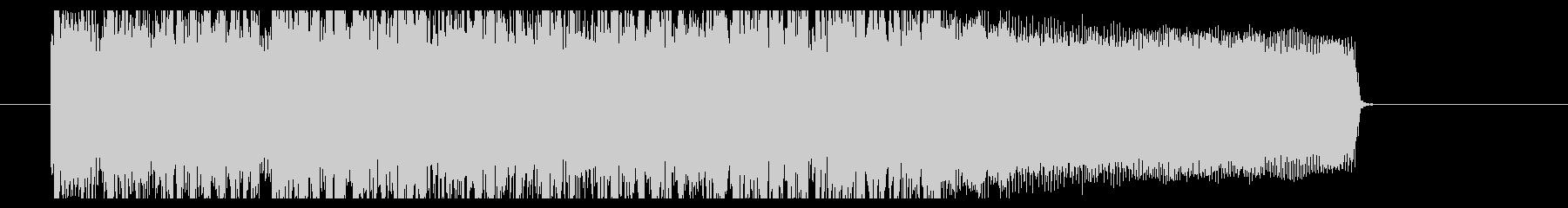 HR/HM bpm140 16分ザクザクの未再生の波形