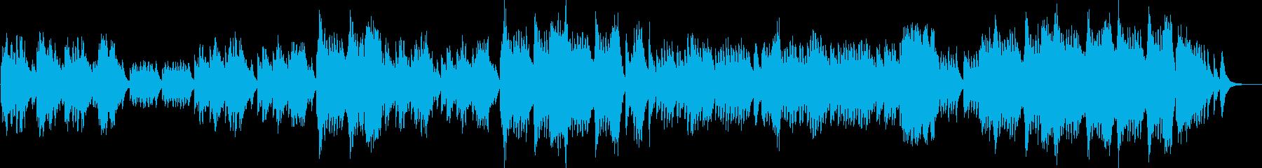 姫チックなワルツ・オルゴールソロの再生済みの波形