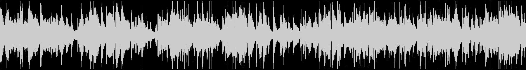 ジャズラウンジゆったりバラード※ループ版の未再生の波形