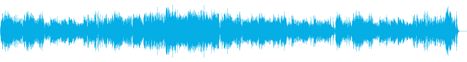 鯵鯖鰯が泳ぐ様をピアノやバイオリンで表現の再生済みの波形