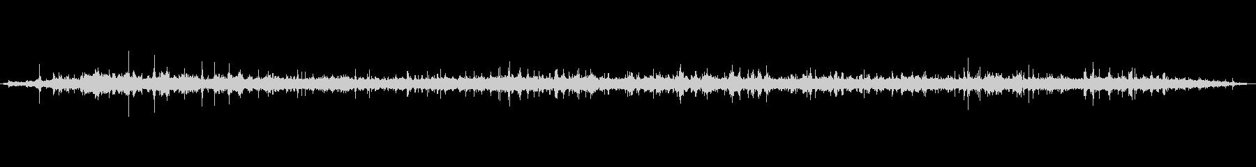 [ASMR]波打ち際の音_009の未再生の波形