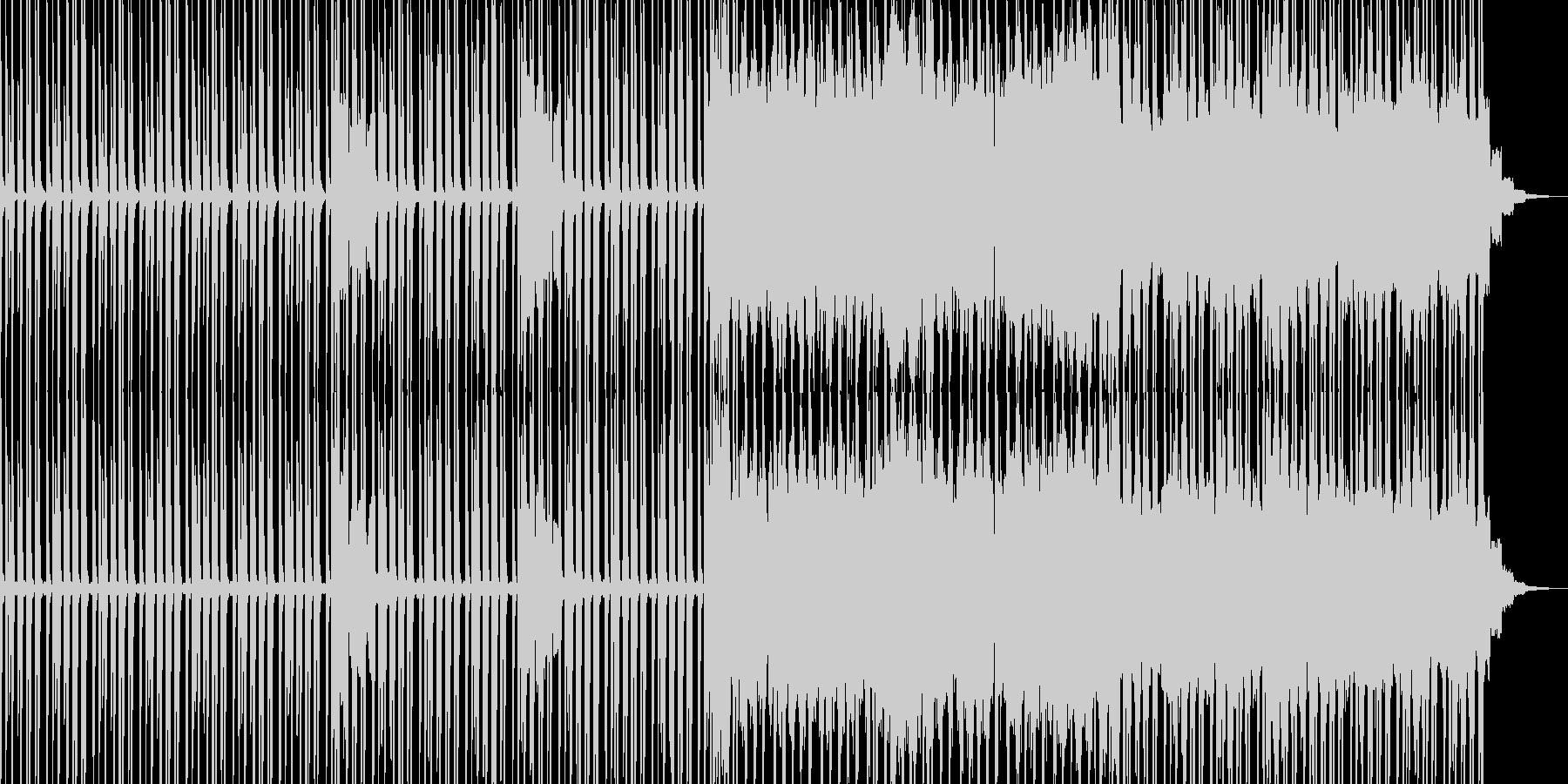 晴れの日にお散歩的なBGM_BGM006の未再生の波形
