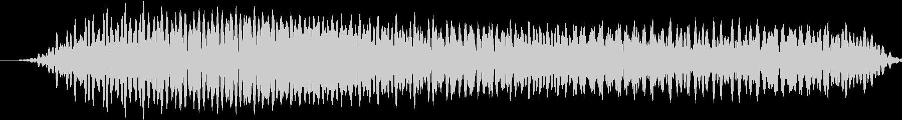電子レーザーコンピューターデータま...の未再生の波形