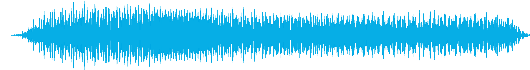電子レーザーコンピューターデータま...の再生済みの波形