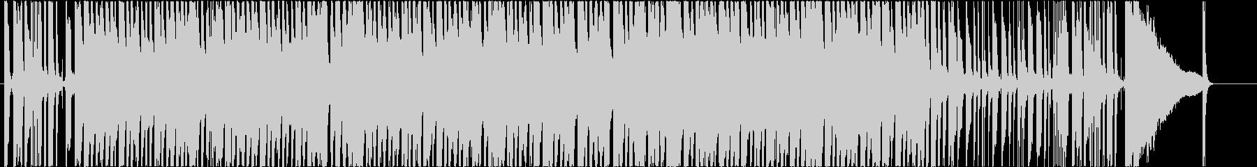 冬っぽいベルの音を使ったスイングなポップの未再生の波形