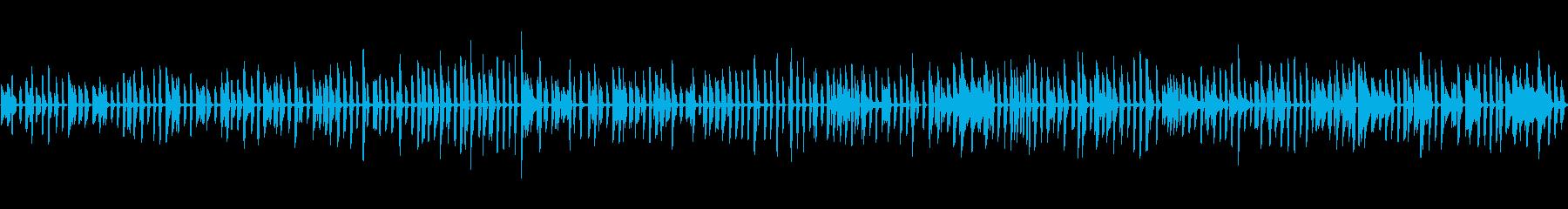 生ピアノソロ・楽しいDIY長めバージョンの再生済みの波形