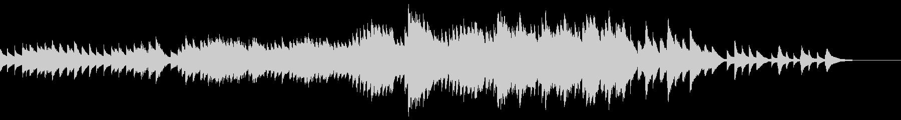 古く昔の物語のようなケルト的音楽ですの未再生の波形