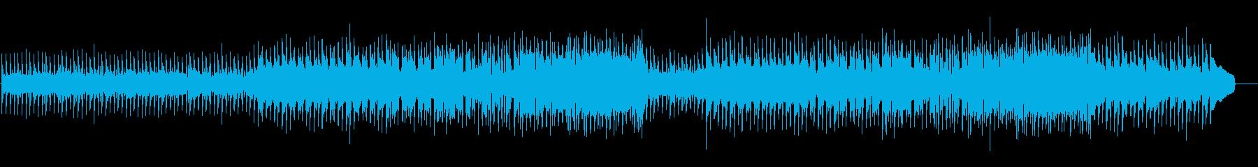 爽やかピアノ企業VPに!透明感ポップスBの再生済みの波形
