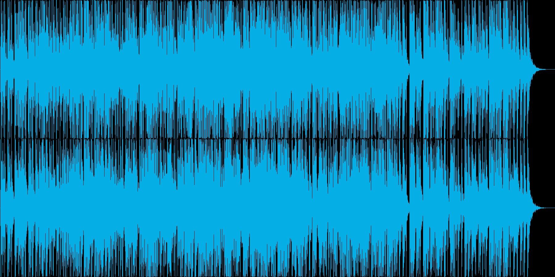 オルゴールの可愛いポップな曲。結婚式等にの再生済みの波形