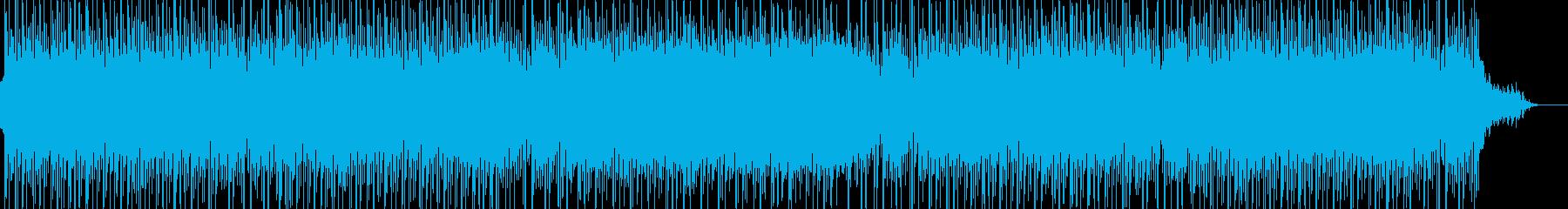Future bassのようなムンベの再生済みの波形