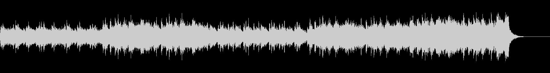 「運命の渦」5/8拍子、オーケストラ壮大の未再生の波形