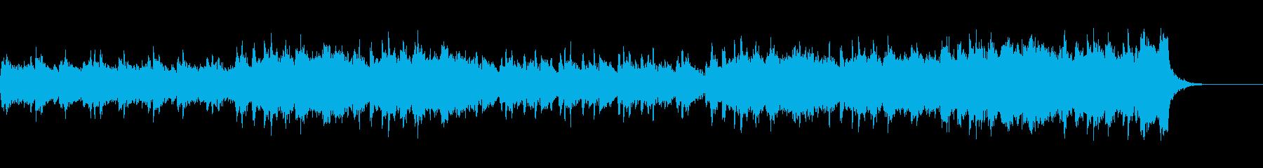 「運命の渦」5/8拍子、オーケストラ壮大の再生済みの波形