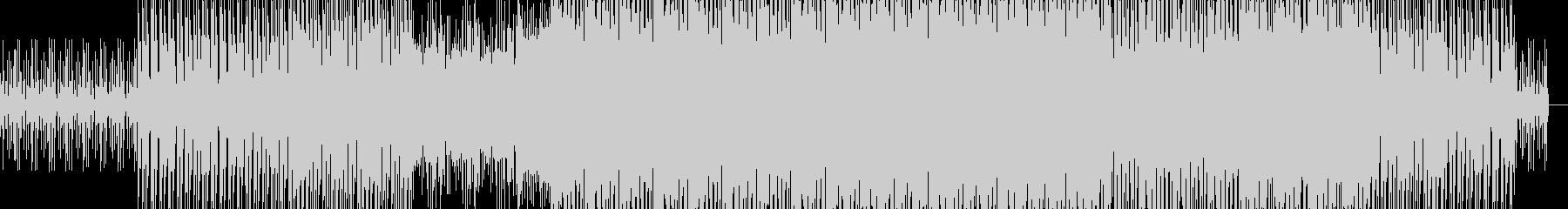 グルーヴ、ループ、シンセ、エレクト...の未再生の波形