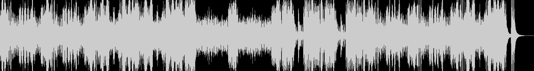 クシコスポスト(運動会の曲)の未再生の波形