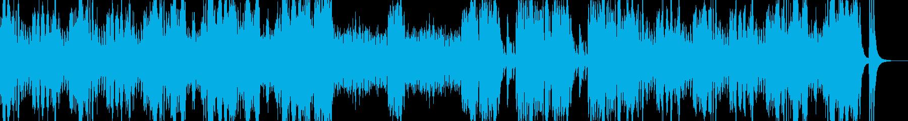 クシコスポスト(運動会の曲)の再生済みの波形