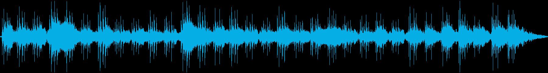 【キラキラ】Byエレキギター その①の再生済みの波形
