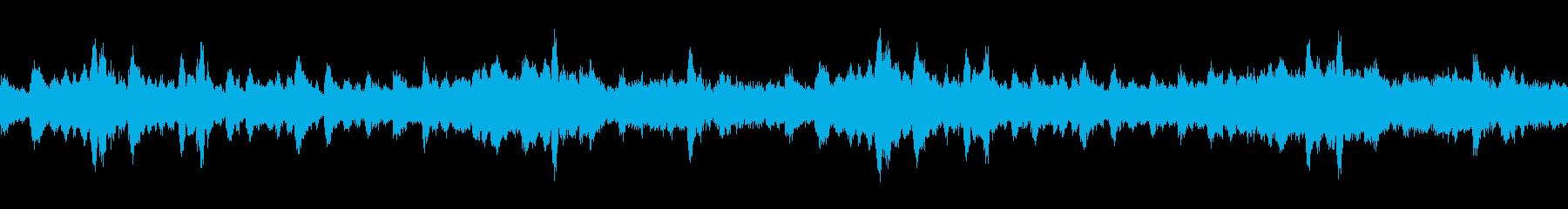 現代的 交響曲 エレクトロ アクテ...の再生済みの波形