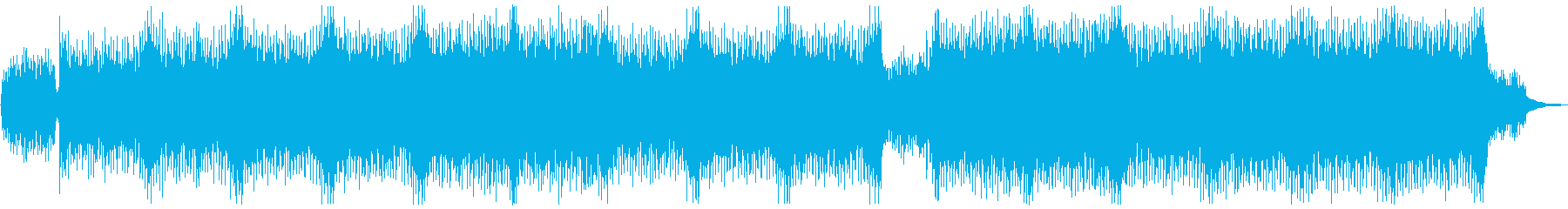 【クリスマス、キラキラ】嬉しい!楽しい!の再生済みの波形