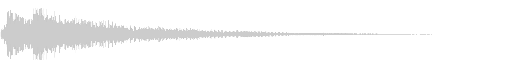 【GAME系】連鎖/パズル/3コンボの未再生の波形