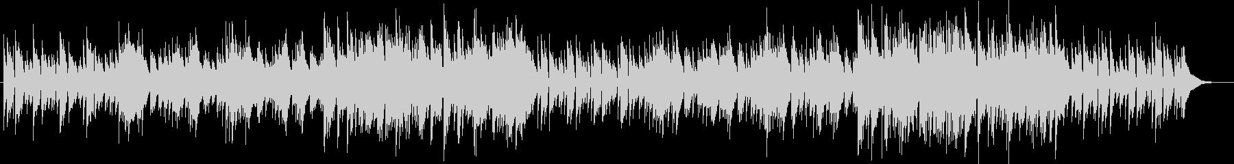 アコギ生演奏 しっとり 美しい 印象派の未再生の波形