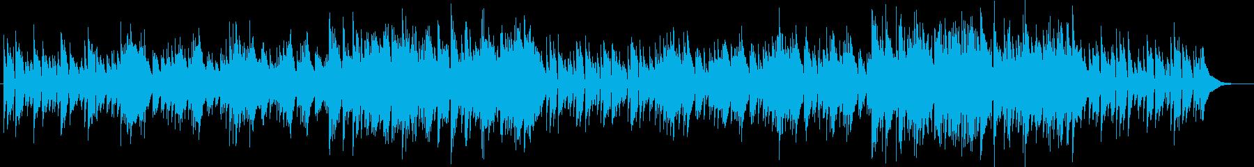アコギ生演奏 しっとり 美しい 印象派の再生済みの波形