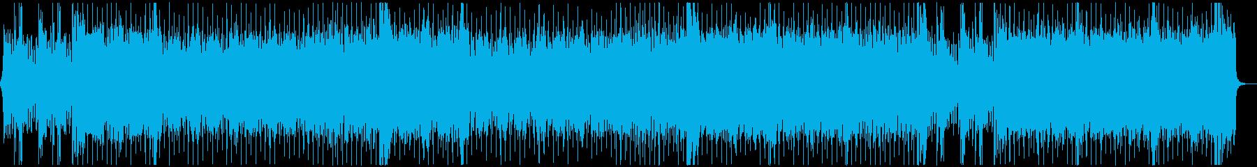 80's風 元気になるPOPSの再生済みの波形