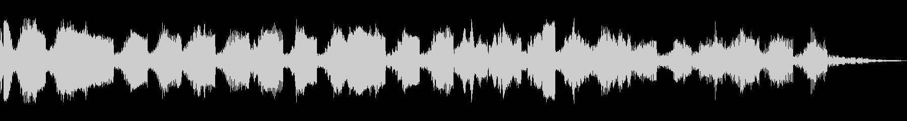 アグレッシブシンセセグ2の未再生の波形