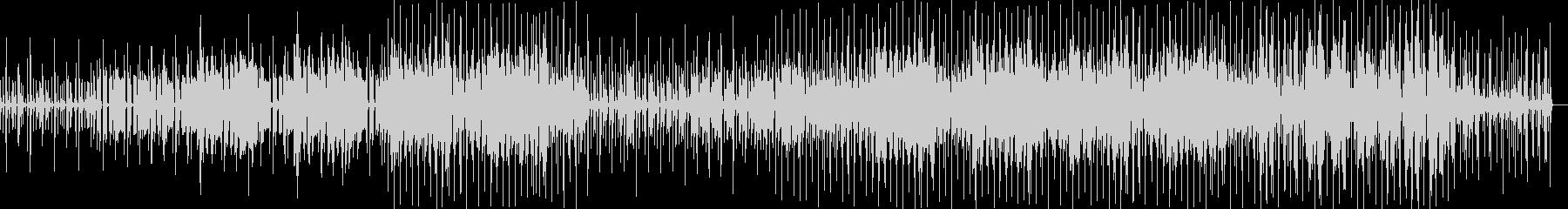KANT洗練・飄々としたBGM20618の未再生の波形