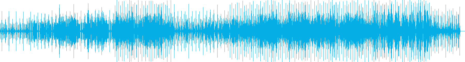 KANT洗練・飄々としたBGM20618の再生済みの波形
