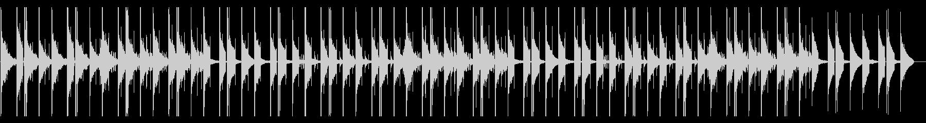 R&B チルアウト ネオンの未再生の波形