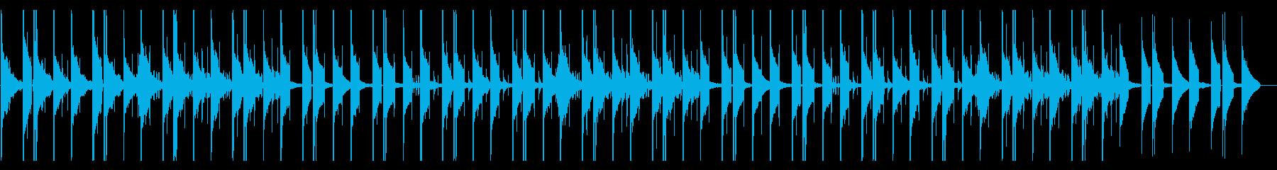 R&B チルアウト ネオンの再生済みの波形