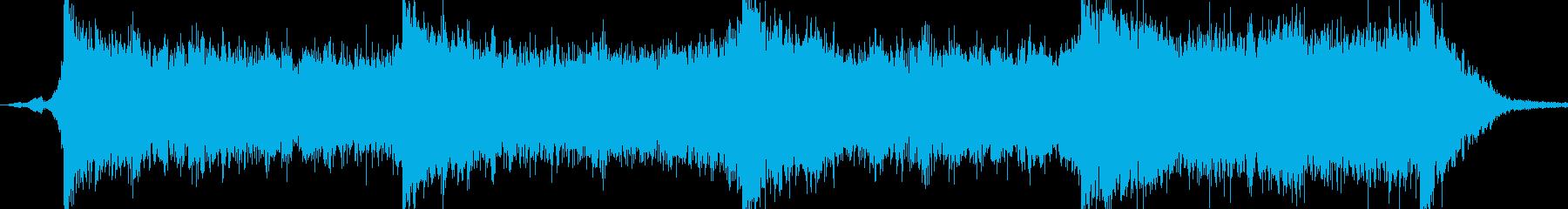 代替案 ポップ 実験的な モダン ...の再生済みの波形