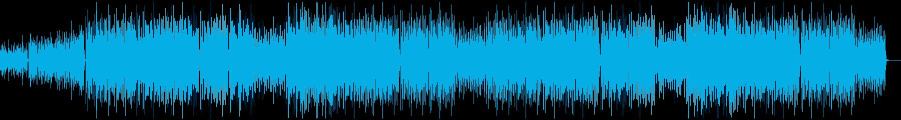 企業VP・コーポレート/明るいBGM:1の再生済みの波形