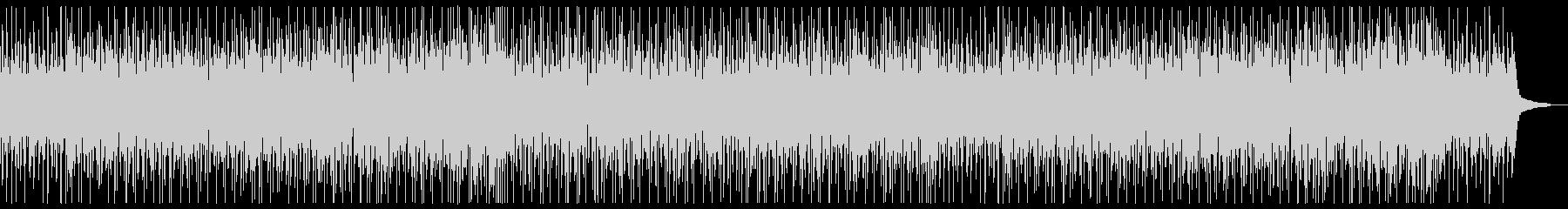 音響の国の要素の未再生の波形