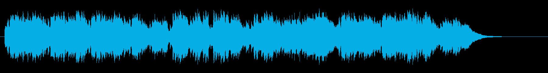 暖かみ溢れるエモーショナルなポップスの再生済みの波形