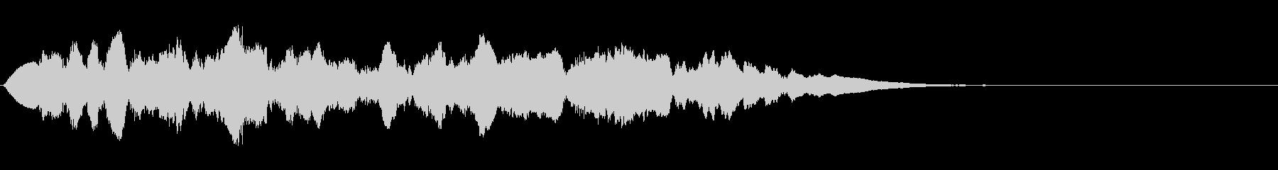 バイオリンのフレーズ06【悲しみ/憂い】の未再生の波形