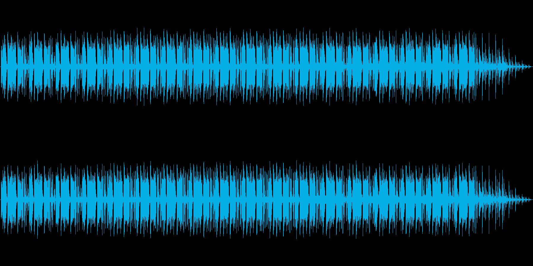 テクノ。ポジティブ。光。の再生済みの波形