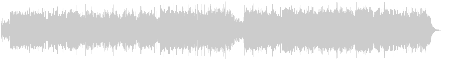 Awful relaxation music's unreproduced waveform