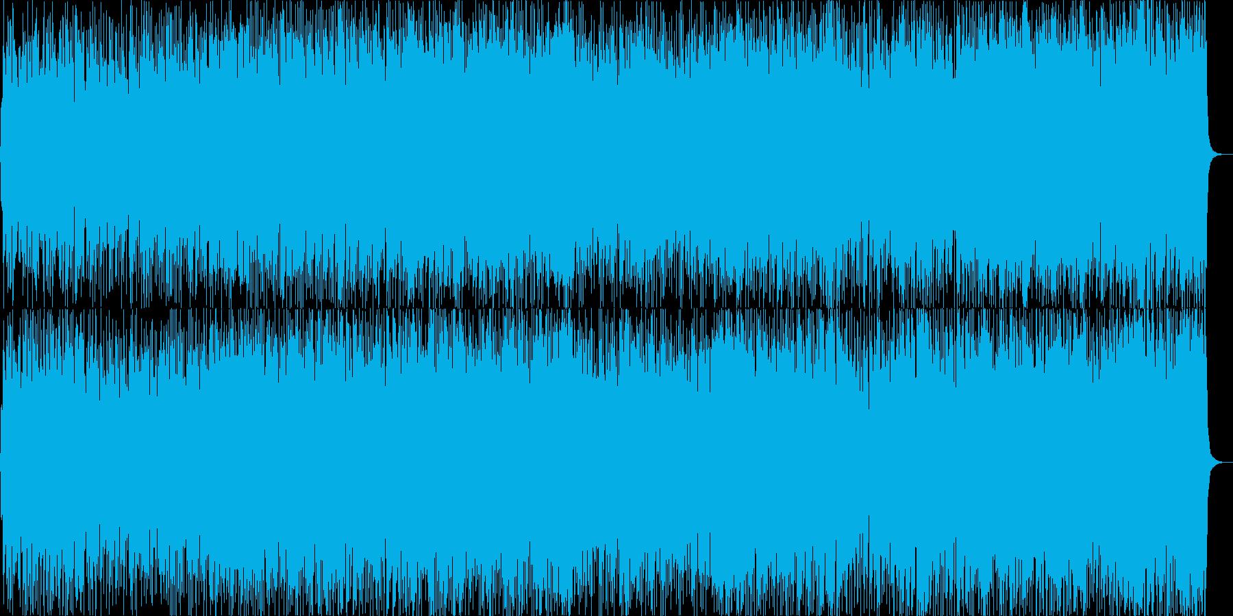 Jolly Fluteの再生済みの波形