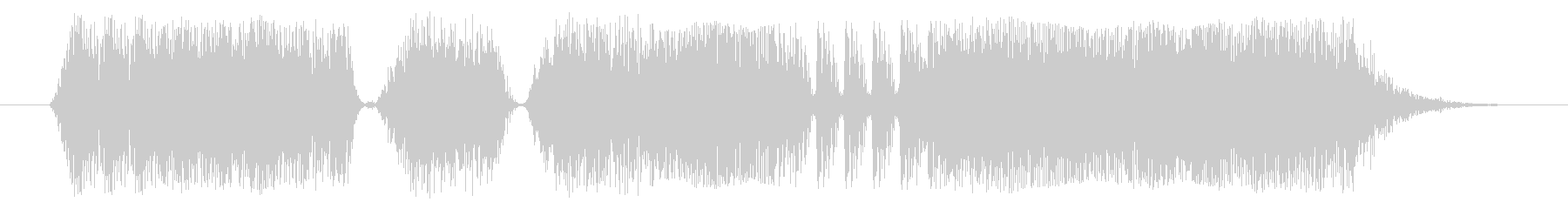 ビッグカオス2の未再生の波形