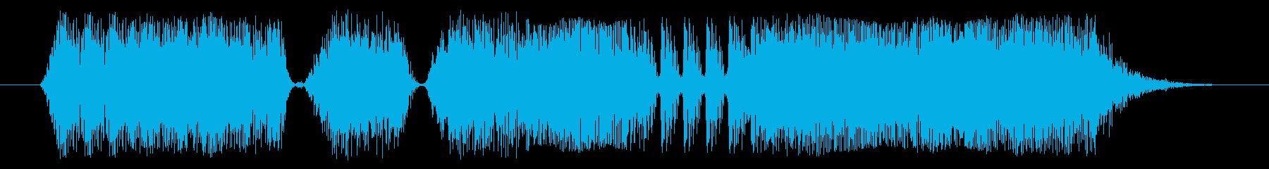 ビッグカオス2の再生済みの波形