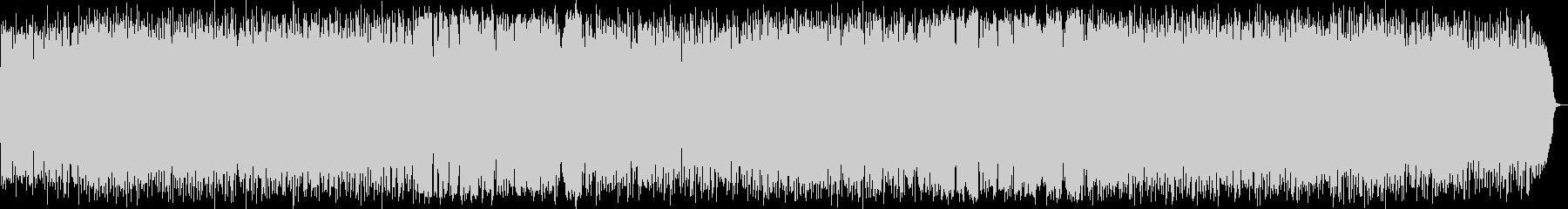 スピリチュアルな風 竹笛のヒーリング音楽の未再生の波形