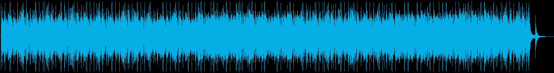 午後の落ち着くアコースティックBGM-森の再生済みの波形
