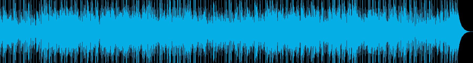 秋の月夜を彩る幻想的なクールジャズの再生済みの波形