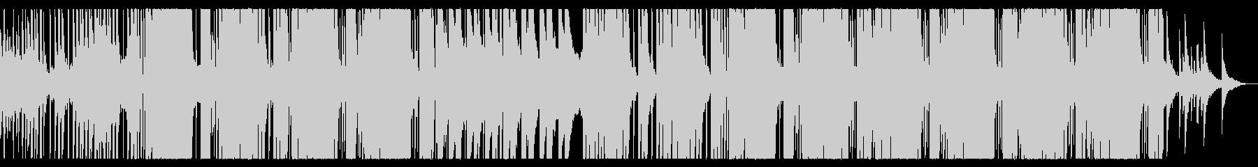 夏の最強BGM!トロピカル•ハウスEDMの未再生の波形