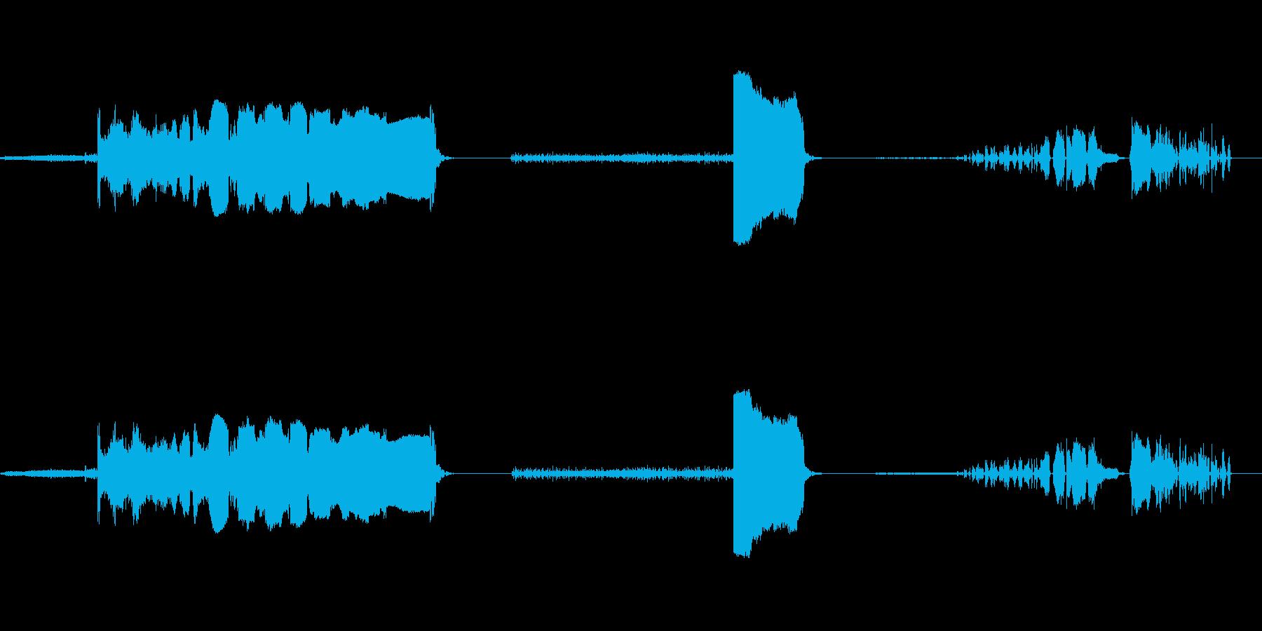 超音波スプライサー、高音質の細挽き、建設の再生済みの波形