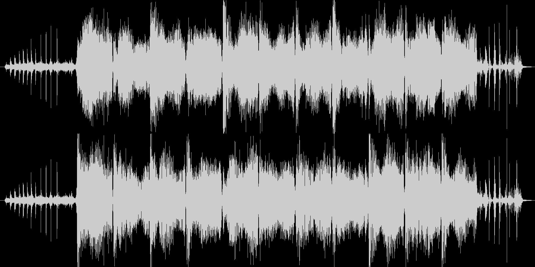 Songの未再生の波形