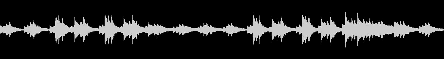 アコーステック センチメンタル サ...の未再生の波形