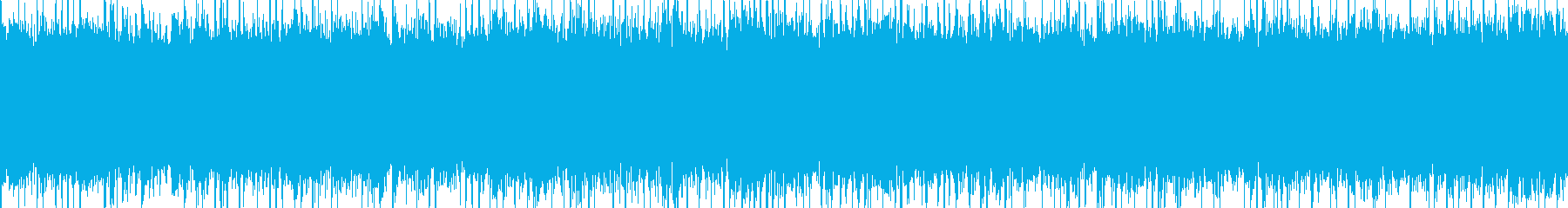 空気感のあるUKロックループの再生済みの波形